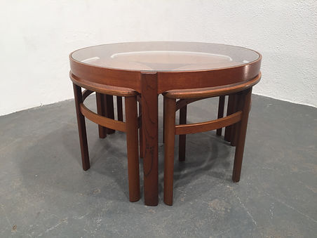Nathan Coffee Table with Nest of Tables - Original Compulsive Design
