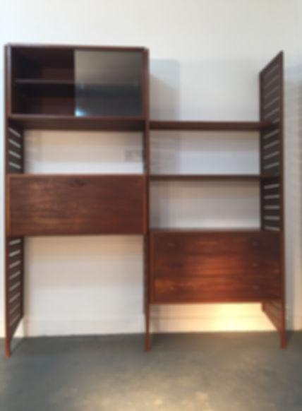 Ladderax Shelving Unit - Vintage 20th Century Design