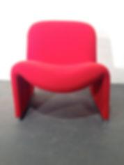 Alky Chairs designed by Giancarlo Peretti - Original Compulsive Design