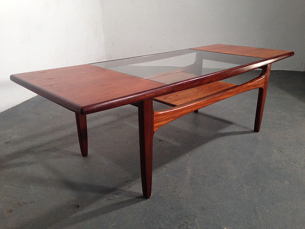 G Plan Coffee Table - Vintage 1970s