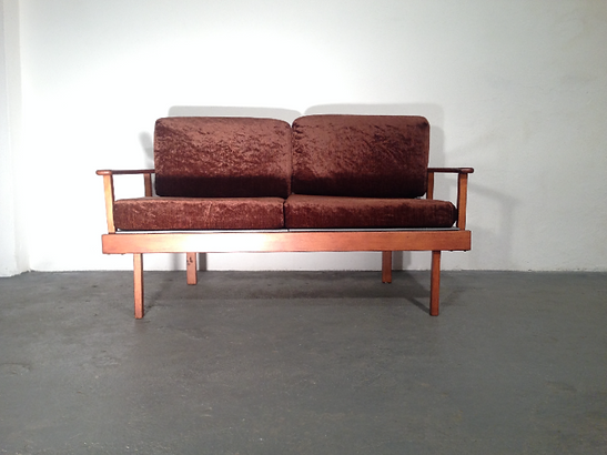 Vintage Sofa Daybed - Vintage 20th Century Design