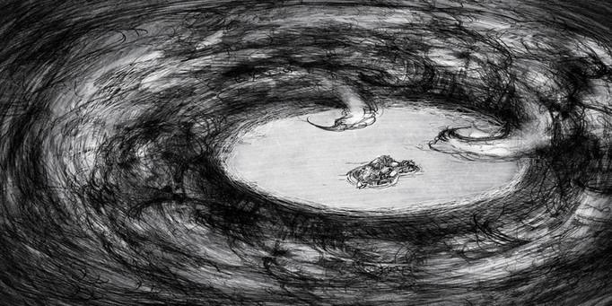 The Boy Mermaid & Storm