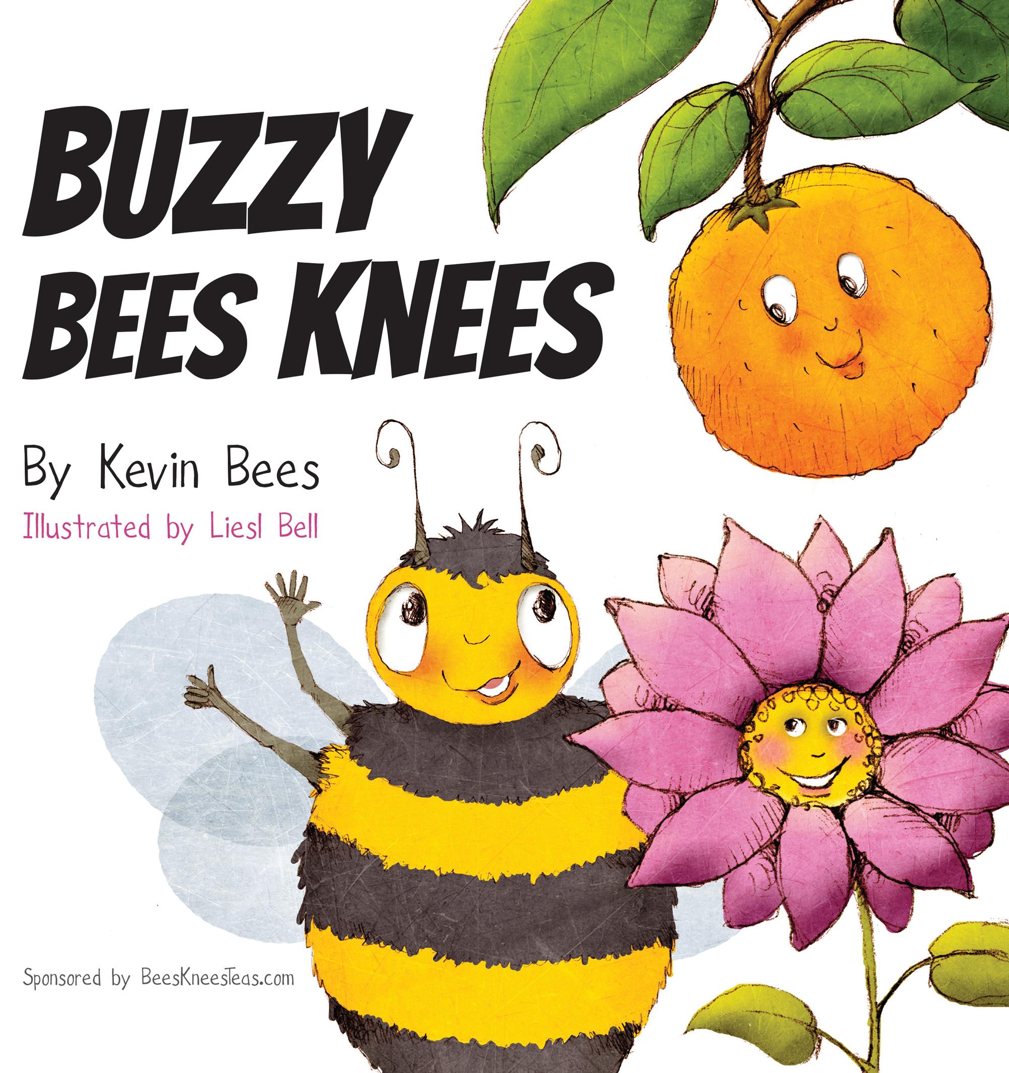 Buzzy-Bees-Knees_CoverCreateSpace