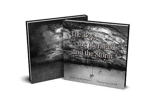 The Boy, the Mermaid, and the Storm