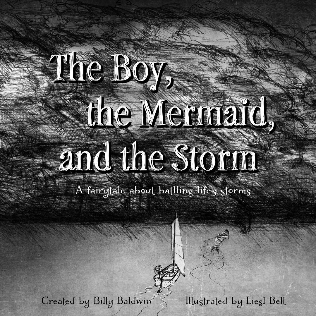 The Boy Mermaid & Storm