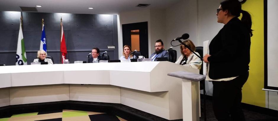 ARÉNA DE BOISBRIAND : GESTION INEFFICACE DE FONDS PUBLICS