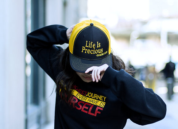 Life Is Precious Hats