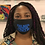 """Thumbnail: """"This Mask Will Not Silence Me"""" Face Mask"""