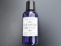 DIY - Cleansing Face Oil Recipe