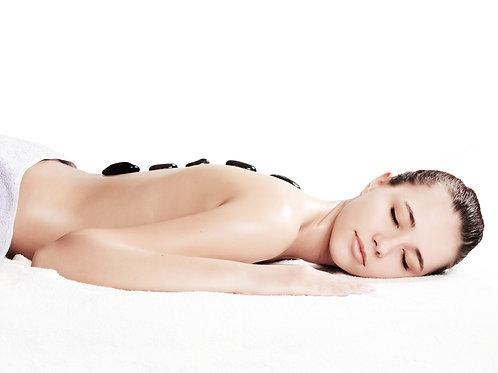 Relaxation Hot Stone Massage (60min)