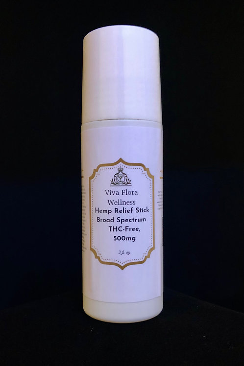 Pain Relief Roll On Broad Spectrum 500mg