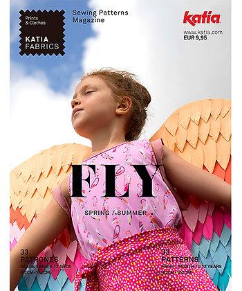 Revista patrones Katia Fly