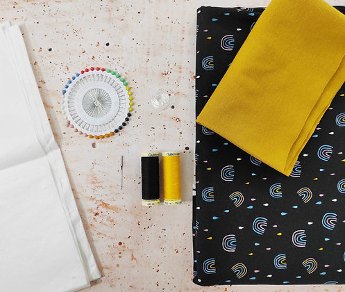 Kit material jersey Iris modelo B