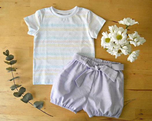 Taller de costura - Camiseta o pantalón bebé