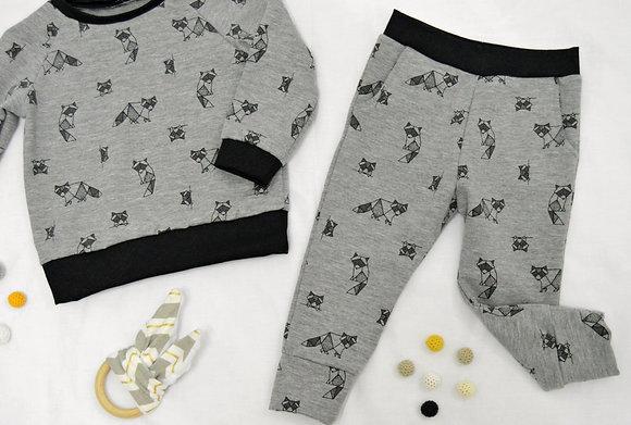 Taller de costura - Pantalones bebè