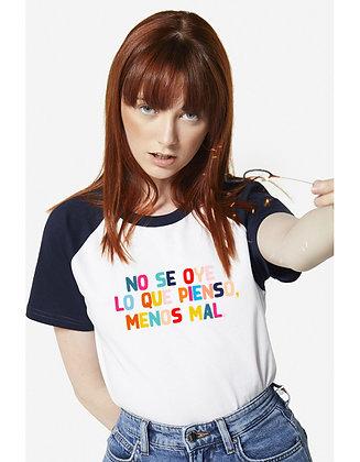 Camiseta No se oye