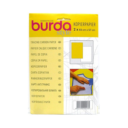 Papel de copia Burda