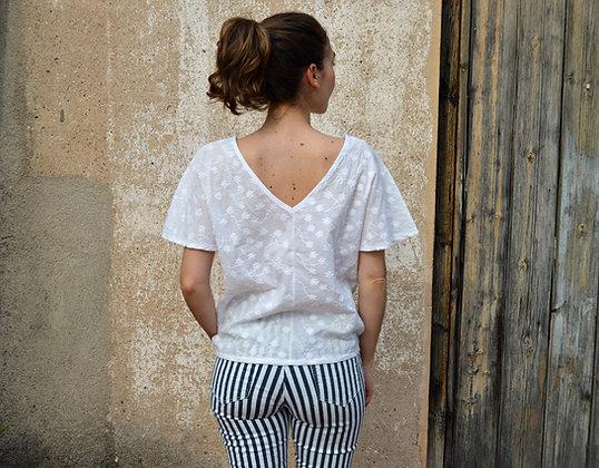 Taller costura - Blusa
