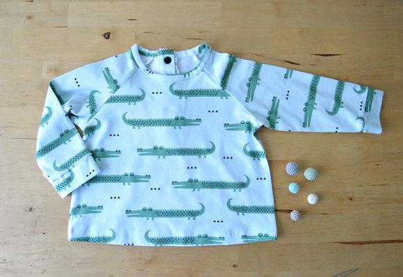 Taller de costura - Camiseta bebé