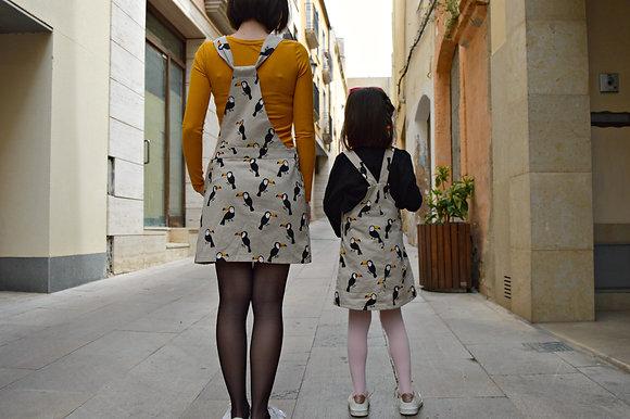 Taller costura - Peto falda