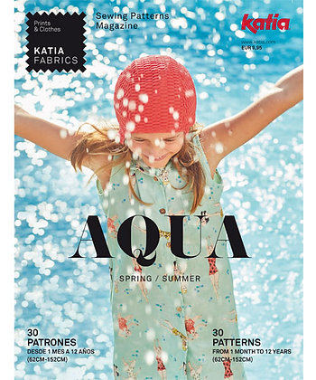 Revista patrones Aqua