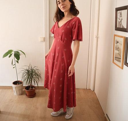 Taller de costura - Vestido