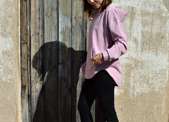Taller de costura - Sudadera con capucha