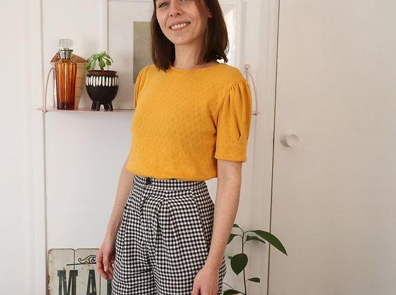 Taller de costura - Camiseta