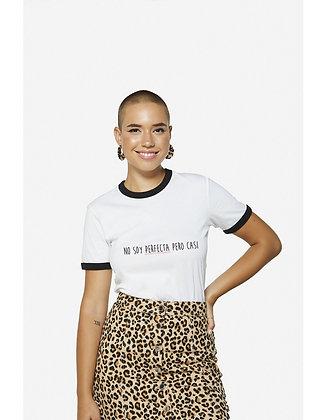 Camiseta No soy perfecta