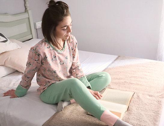 Taller de costura - Pijama