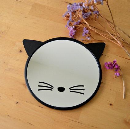Espejo gato