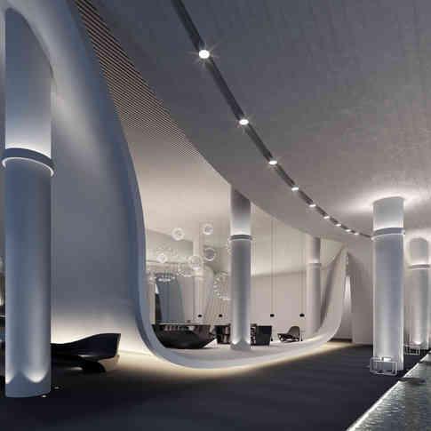 世邦国际贸易中心酒店