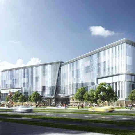 金湾航空城产业服务中心