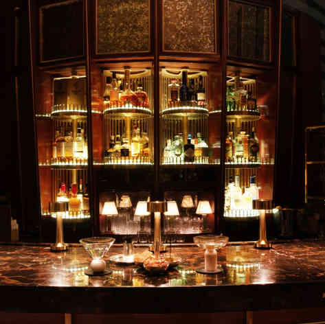 Conrad Hotel Pacific Bar