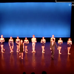 """Before My Eyes"" at Houston Ballet Center for Dance"