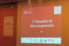 I Simpósio de Macroergonomia