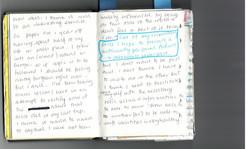 Coming of Age - Sketchbook scan 4