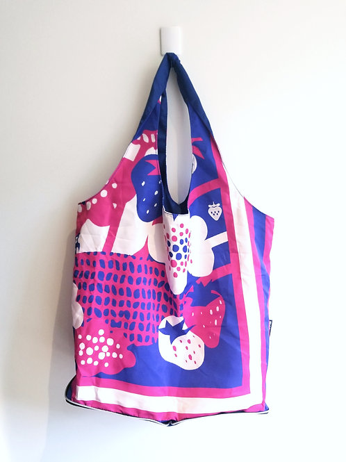 Purple Shopper Tote