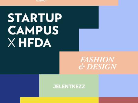 Forradalmasítsd a divat vagy a design világát és indítsd el saját startup-odat!