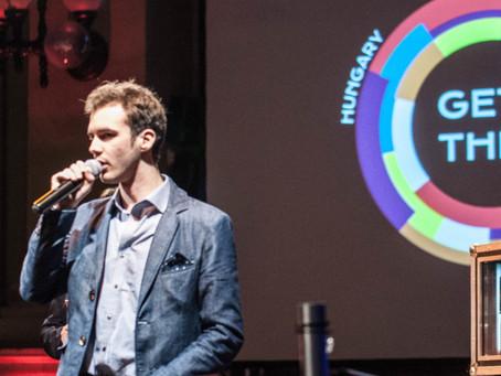 Get in the Ring: Nemzetközi Startup Verseny Budapesten