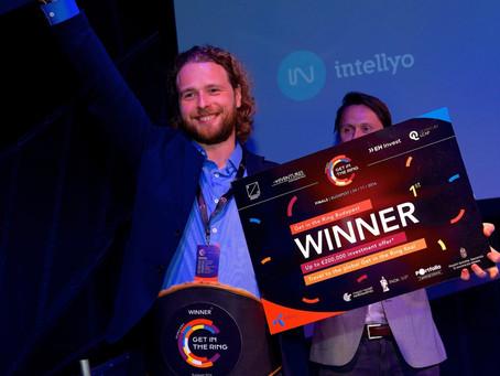 Teltház és izgalmas összecsapások a budapesti Get in the Ring nemzetközi startup versenyen