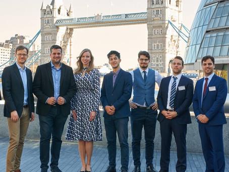 Londonban és Berlinben mutatkoztak be magyar startupok és befektetők