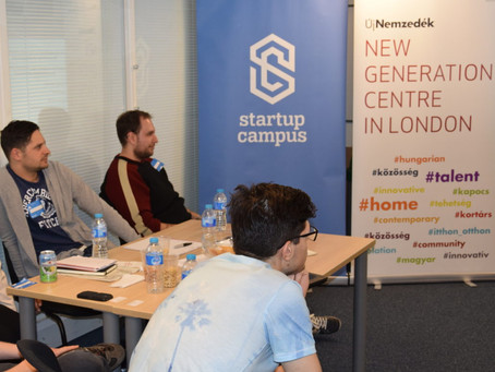 Startup Campus London Workshop
