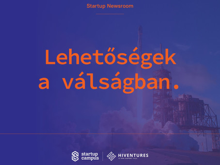 Elindult a Startup Newsroom podcast!