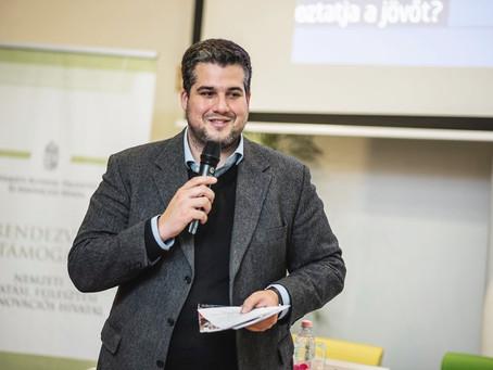 Kovács Zsolt: Szenzációs tehetségek vannak, és egyre több a lehetőség