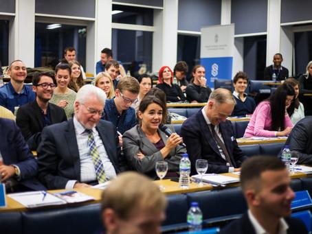 Szakmai zsűri előtt mutatkoztak be a Startup Campus London résztvevői