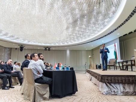 Magyar startupok mutatkoztak be Szingapúrban