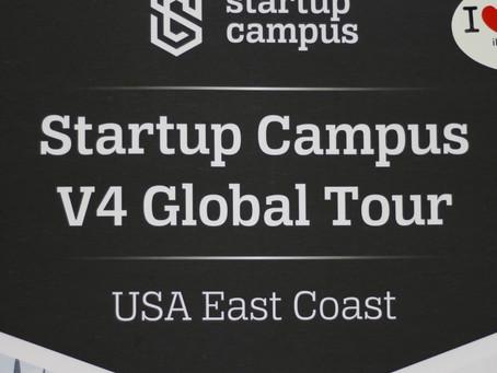 Az USA-ba érkezett a Startup Campus Global Tour