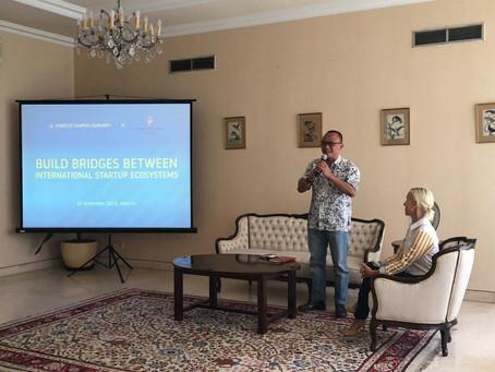 Sikeresen mutatkoztak be a magyar startupok az ázsiai fintech csúcstalálkozón
