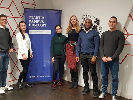 Nyugat-Európai partnerekkel erősítenek a magyar startupok